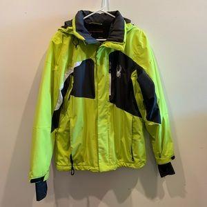 Neon Spyder Ski Jacket